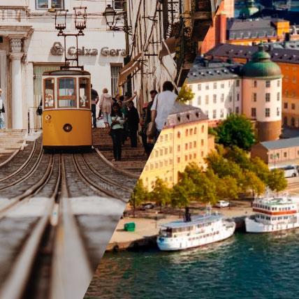 Sugestão Documentário De Lisboa a Estocolmo