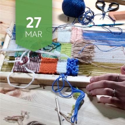 Workshops Iniciação tapeçaria artlier