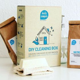 Kit DIY Cleaning Box Hello Simple