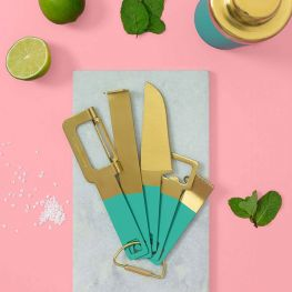 Cocktail Tool Set Mint
