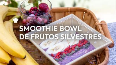 Smoothie Bowl de Frutos Silvestres