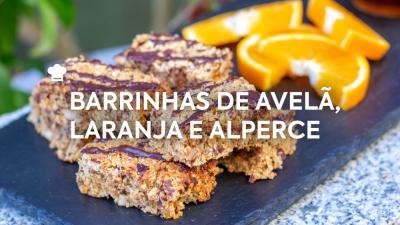 Barrinhas de Avelã, Laranja e Alperce